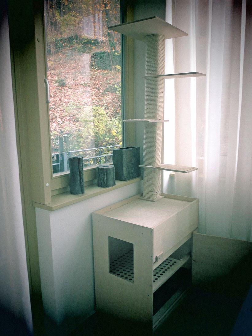 schrank f r katzenklo g nstig kaufen geld sparen bei mitvollemdampf. Black Bedroom Furniture Sets. Home Design Ideas
